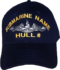 Custom Made Ball Caps. Choose from 5 different cap styles. Provide your  Boat name and Hull Number. You can also add your name or slogan on the back. 2fb6d7cbef3